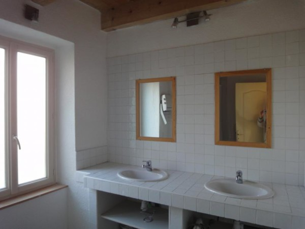Salle d'eau des chambres 1 et 2
