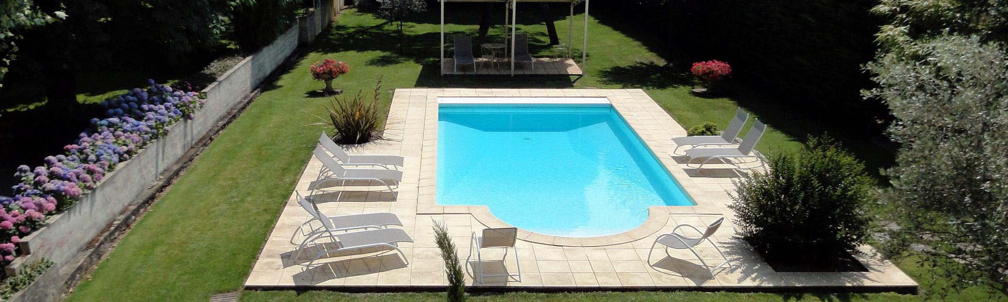 La piscine